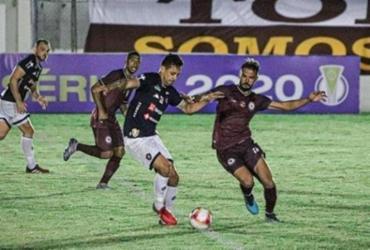 Duelo entre Jacuipense e Imperatriz têm horário antecipado pela CBF   Renan Oliveira   Jacuipense