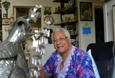 Jaime Sodré, um ícone da cultura afro na Bahia, deixa banzo geral | Shirley Stolze | Ag. A TARDE