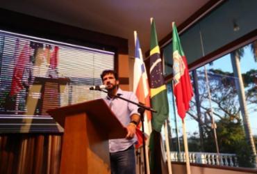 Em Porto Seguro, ministro anuncia campanha para incentivar turismo dentro do país | Divulgação | Ascom