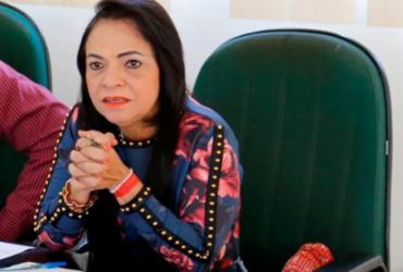 Prefeita de Lauro de Freitas, Moema Gramacho, testa positivo para Covid-19 | Divulgação