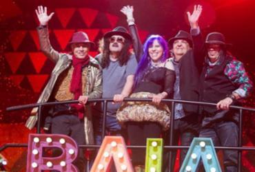 Novos Baianos fazem primeiro show sem Moraes Moreira e homenageiam colega   Mila Maluhy   Divulgação
