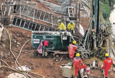 Obras públicas têm nova metodologia a partir de 2021 | Uendel Galter | Ag. A TARDE