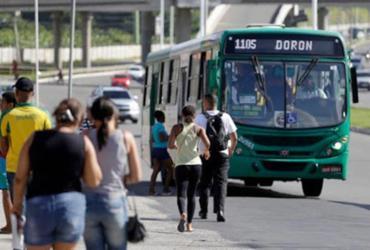 Frota de ônibus é ampliada para 80% nesta segunda em Salvador |