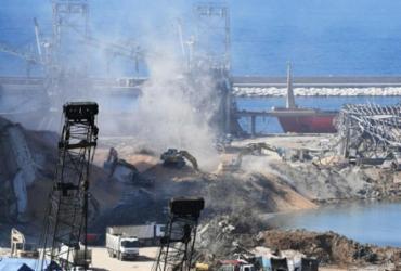ONU alerta possíveis resíduos tóxicos gerados por explosão em Beirute | Divulgação | AFP