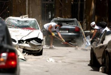 ONU faz apelo para arrecadar US$565 milhões para o Líbano | Patrick Baz | AFP