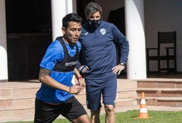 Adversário do Palmeiras na Libertadores, Bolívar volta a treinar após parada por vírus   Reprodução   Clube Bolívar