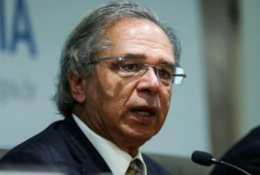 Guedes afirma que governo vai propor privatização de 3 a 4 empresas nos próximos 60 dias   José Cruz   Agência Brasil