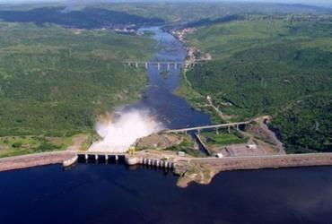Teste de calha do Rio Paraguaçu é suspenso   Divulgação