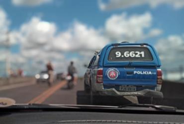 PM é baleado em tentativa de assalto no Subúrbio de Salvador | Divulgação | SSP-BA