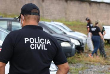 Homem é preso suspeito manter a ex-companheira e filhos em cárcere privado | Alberto Maraux | SSP-BA