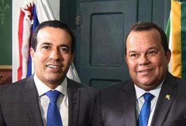 Geraldo Júnior e Bruno Reis discutem composição política nas eleições deste ano