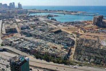 Parada não programada no porto de Beirute levou ao desastre | AFP