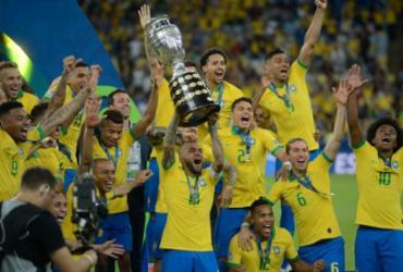 Conmebol divulga jogos da Copa América e libera trocas para mata-mata | Fernando Frazão | Agência Brasil