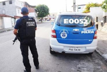 Policias civis da Bahia anunciam paralisação de 24h na próxima terça | Divulgação