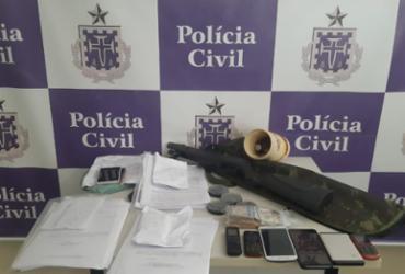 Professor e empresários são presos suspeitos de liderar tráfico de drogas em Tapiramutá