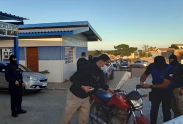 Oito suspeitos de tráfico são presos em Bom Jesus da Lapa e Brasília | Divulgação | SSP
