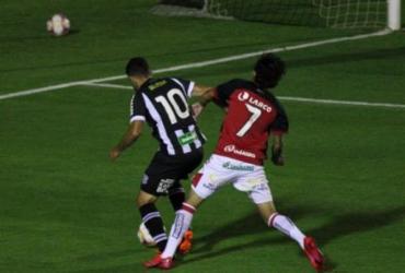 Empate com o Figueirense mantém o Leão invicto na Série B | Divulgação