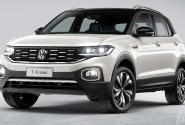 Volkswagen T-Cross toma a hegemonia de cinco anos do Chevrolet Onix | Divulgação