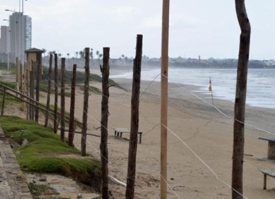 Reabertura de escolas e praias em Salvador só será avaliada em 15 dias | Shirley Stolze | Ag. A TARDE