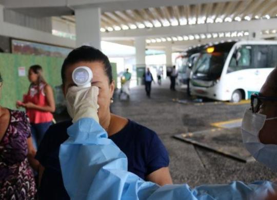 Mais seis municípios da Bahia terão transporte suspenso | Divulgação | Sesab