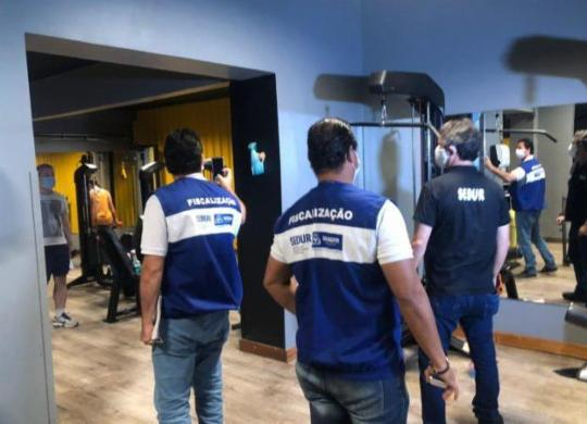 Idosos podem pedir congelamento de planos em academias de Salvador   Divulgação