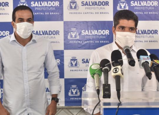Mais quatro bairros têm medidas de restrições prorrogadas em Salvador | Reprodução | Facebook