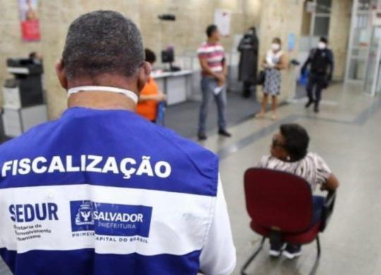 Fiscalização em bares e restaurantes será intensificada no fim de semana | Divulgação | Prefeitura de Salvador