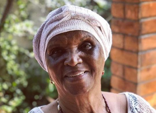 Morre Chica Xavier, atriz baiana de 'Sinhá Moça', aos 88 anos no Rio | Reprodução