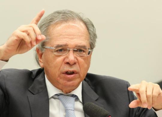 Vendas para China preveniram choque nas exportações, diz Guedes | Fábio Rodrigues Pozzebom | Agência Brasil