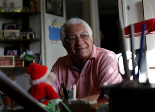 Historiador e escritor, Jaime Sodré, morre aos 73 anos em Salvador | Adilton Venegeroles | Ag. A TARDE