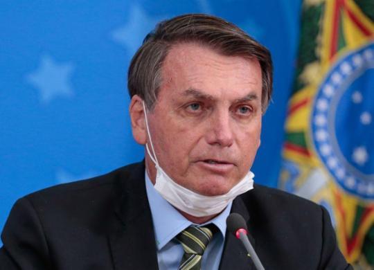 Bolsonaro posta nota com dados positivos da Covid e não cita os 100 mil mortos | Agência Brasil