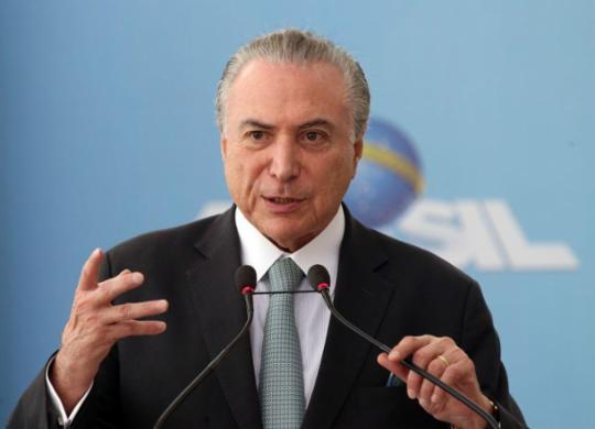 Bolsonaro anuncia missão humanitária no Líbano chefiada por Michel Temer | Agencia Brasil