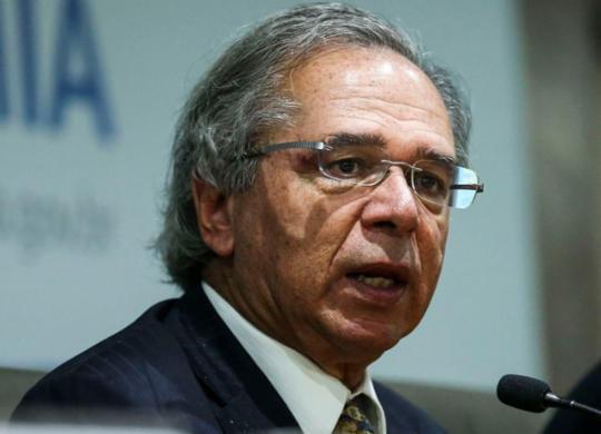 Guedes afirma que governo vai propor privatização de 3 a 4 empresas nos próximos 60 dias | José Cruz | Agência Brasil