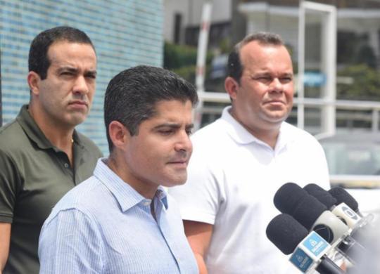 Geraldo Júnior segue favorito para concorrer as eleições com Bruno Reis | Divulgação