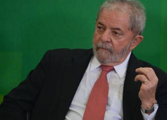 Fachin nega pedido de Lula para suspender processo do tríplex | José Cruz | Agência Brasil