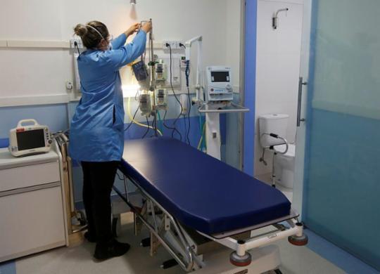 De protocolos de segurança à telemedicina, setor de saúde investe em adaptações   Rafael Martins   Ag. A TARDE