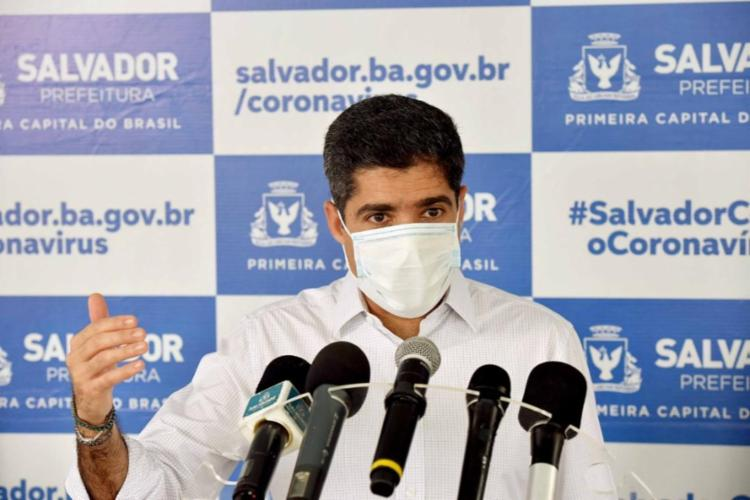 Prefeito ACM Neto estará presente na inauguração I Foto: Divulgação: Secom - Foto: Divulgação | Secom