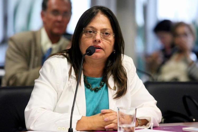 Alice defende projeto para sustar portaria do SUS que burocratiza o processo de interrupção da gravidez | Foto: Agência Câmara - Foto: Agência Câmara