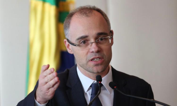 Ministro da Justiça, André Mendonça, reconheceu o relatório sobre antifascistas - Foto: Agência Brasil