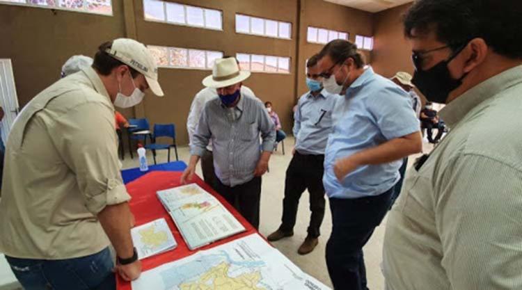 Uma comitiva composta por empresários pernambucanos visitou a região | Foto: Ascom | SDE - Foto: Ascom | SDE