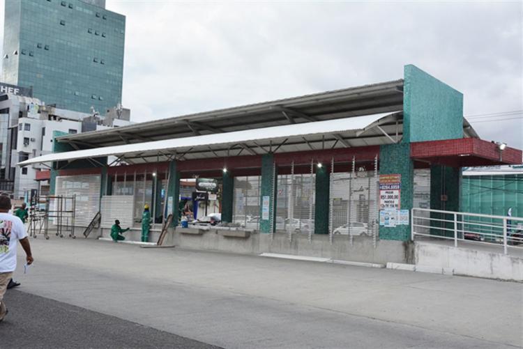 Previsão era que o BRT ia ficar pronto em 2017   Divugação   Prefeitura de Feira de Santana - Foto: Divugação   Prefeitura de Feira de Santana