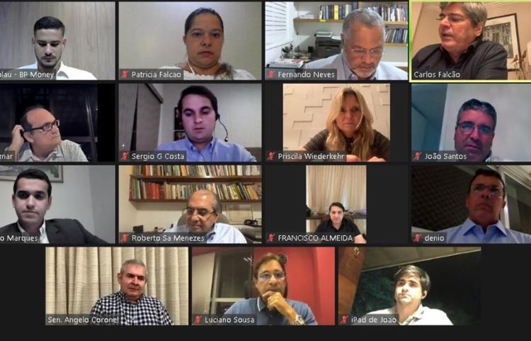 Coronel ouviu os argumentos defendidos pelos membros da comissão | Foto: Divulgação - Foto: Divulgação