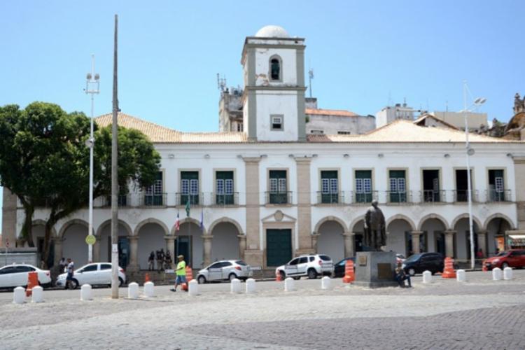 Câmara Municipal de Salvador (CMS) não parou durante a pandemia, mas mudou os horários - Foto: Divulgação