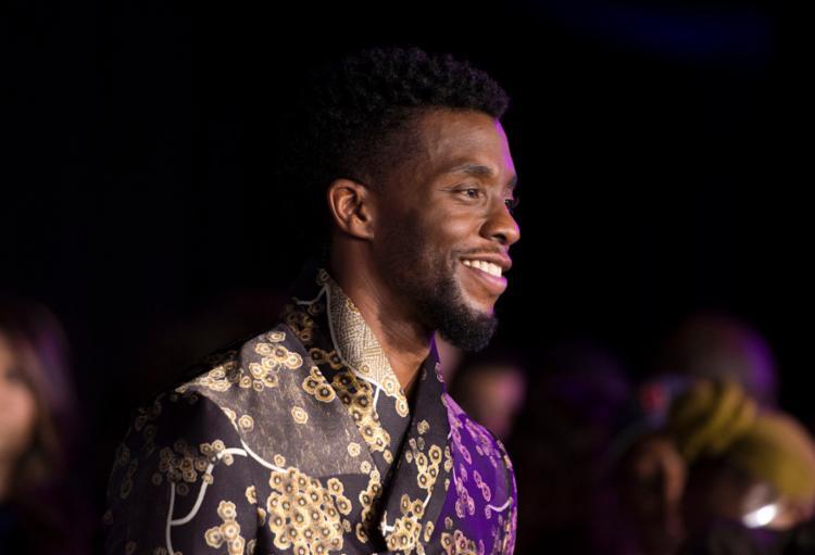 Boseman descobriu a doença quando já estava em estágio três   Foto: Valerie Macon   AFP - Foto: Valerie Macon   AFP