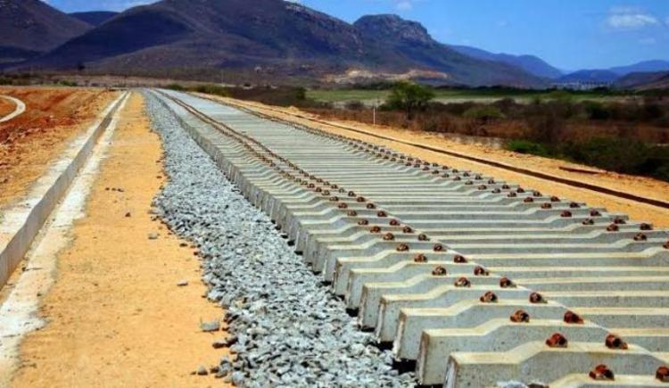 Importância da Ferrovia de Integração Oeste-Leste será discutida na palestra online - Foto: Reprodução|
