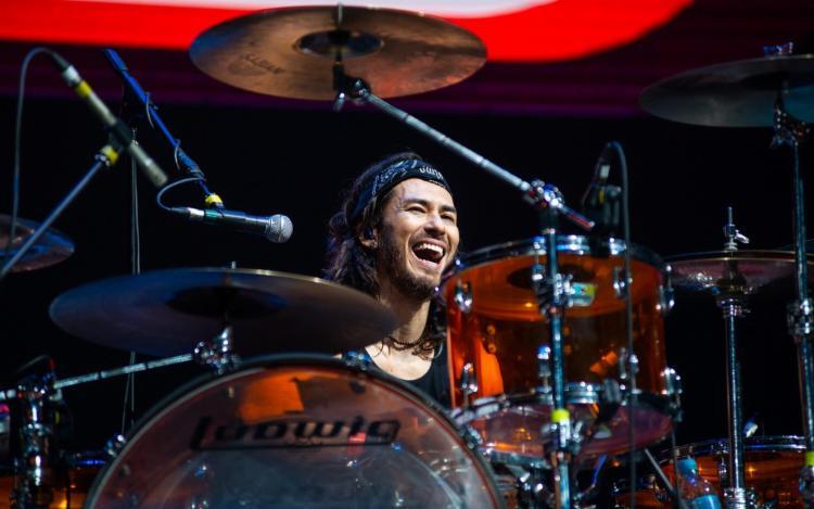 Baterista foi desligado da banda após 21 anos | Foto: Érico Andrade | G1 - Foto: Érico Andrade | G1