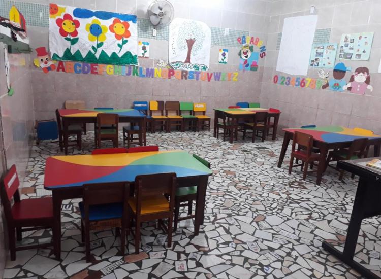 Instituições como creches vão receber doações através do projeto - Foto: Divulgação