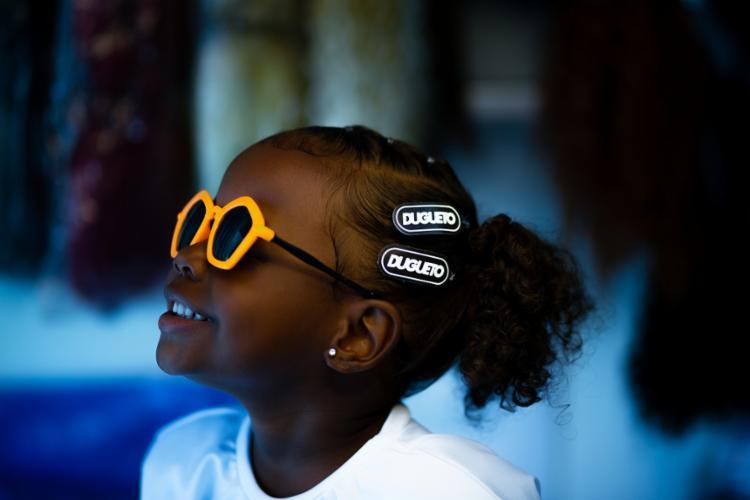 Campanha surgiu dessa falta de representatividade para crianças negras de periferia | Foto: Renan Benedito | Divulgação - Foto: Renan Benedito