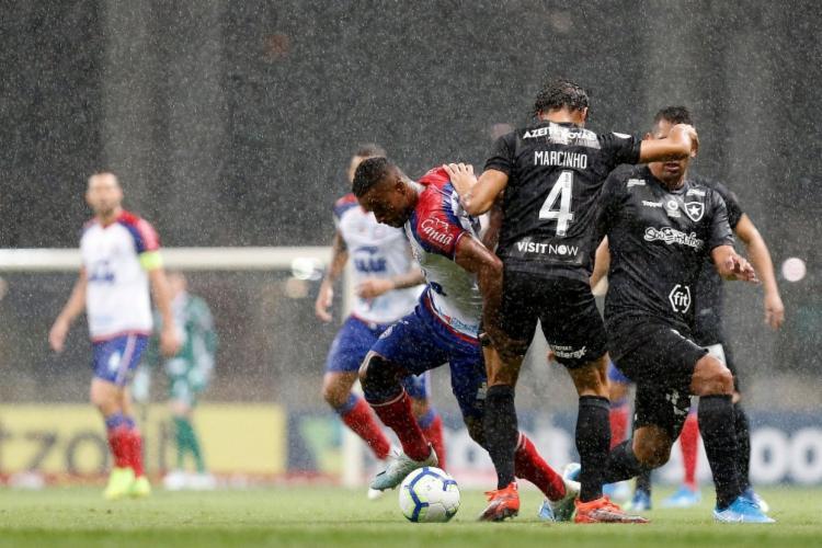 Duelo das equipes foi adiado | Foto: Felipe Oliveira | E.C.Bahia - Foto: Felipe Oliveira | E.C.Bahia