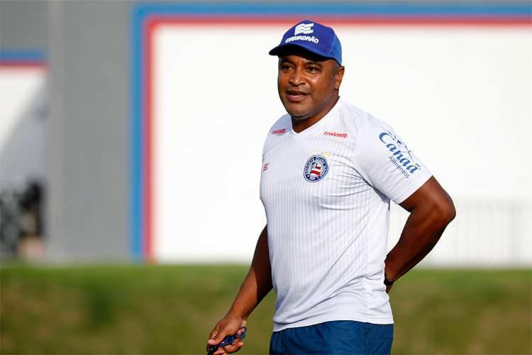 Treinador destaca que decisão do atleta deve ser valorizada   Foto: Felipe Oliveira   E.C.Bahia - Foto: Felipe Oliveira   E.C.Bahia